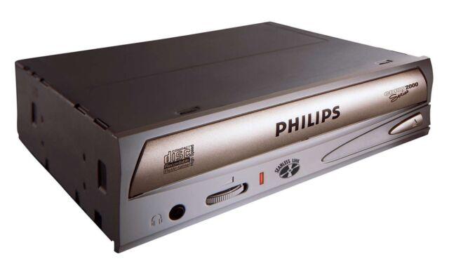 Philips PCRW804K17 CD-RW Drive