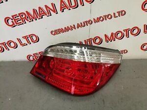 BMW 5 series E60 E61 rear light driver side O//S