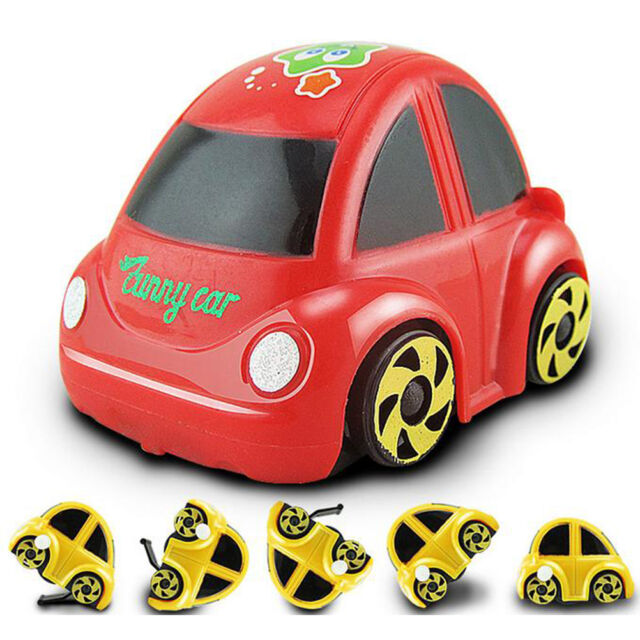 New Arrival Mini Somersaults Cars Toy Model Vehicle for children NT