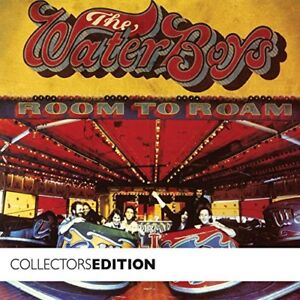 The-Waterboys-Room-To-Roam-Collectors-Edition-CD