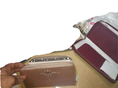 Thirty one All About the Benjamins Wallet w//Wristlet Strap zip around you choose