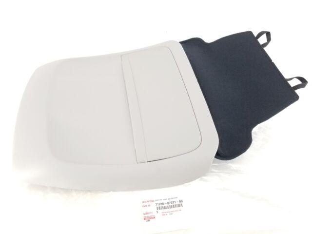 TOYOTA Genuine 71705-07071-C0 Seat Back Board