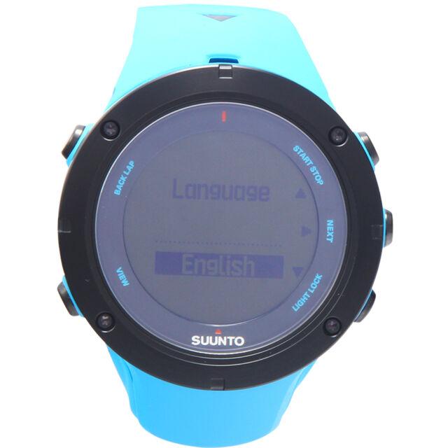 Suunto Ambit3 Peak Sapphire Blue GPS Sport Watch SS022306000