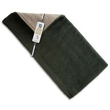 Electric Heating Pad Extra Large Pain Relief Therapy Sunbeam Xpressheat New