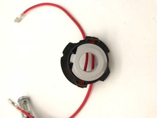 For Vauxhall Corsa C 00-05 LED headlight /& Xenon Hid Bulb Holders Adaptors Kit