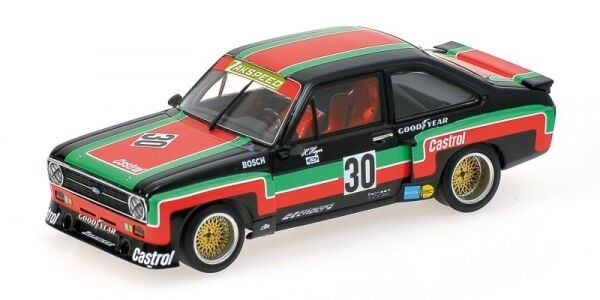 Ford Escort Ii Rs 1800 Castrol H. Heyer Winner div.2 DRM 1976 1 43 MODEL