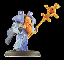 BORIS BRIGHTBEARD World of Warcraft WOW Miniatures Game  CORE MINI SENZA CARTE