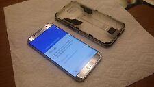 Samsung Galaxy S7 edge SM-G935 32GB  Silver Titanium (T-Mobile) Google Locked