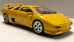 Lamborghini Diablo 1990 1 18 Die Cast Burago Bburago Ebay