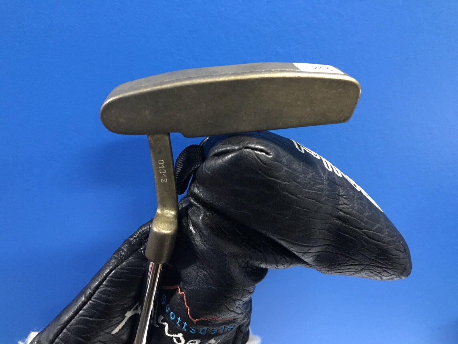 Nuevo PING ANSER Scottsdale  30th aniversario Limitado Putter 35  TS1 serial   MRH  Envíos y devoluciones gratis.