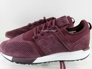 basket homme new balance 247 bordeau