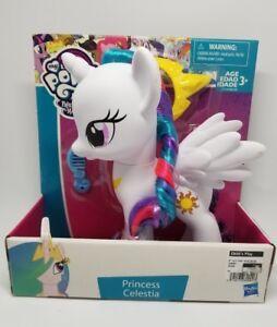 New My Little Pony Friendship Is Magic Princess Celestia 8 Toy Figure Unicorn Ebay