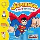 Superman: A Word Adventure by Donald Lemke (Hardback, 2014)