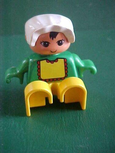 Choose   A1 Lego Duplo Dollhouse People MiniFigures Grandpa//Mom/&Dad//Girls/&Boys