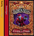 Cirque Du Freak: Complete & Unabridged by Darren Shan (CD-Audio, 2005)