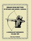 Indians from New York in Ontario and Quebec, Canada: A Genealogy Reference, Volume 2 by Toni Jollay Prevost (Paperback / softback, 2009)