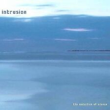 INTRUSION The Seduction Of Silence CD NEW echospace electronic detroit techno