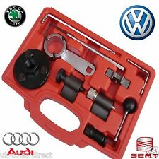 VW Golf Audi Timing Tool Set Kit VAG 1.6 2.0 TDi CR Blue Motion Common Rail .