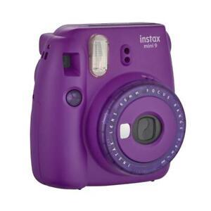 Fujifilm-Instax-Mini-9-Instant-Camera-Clear-Purple