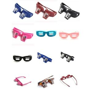 9d1f0934e5 Image is loading Bed-Prism-Spectacles-Horizontal-Lazy-Glasses-For-Reading