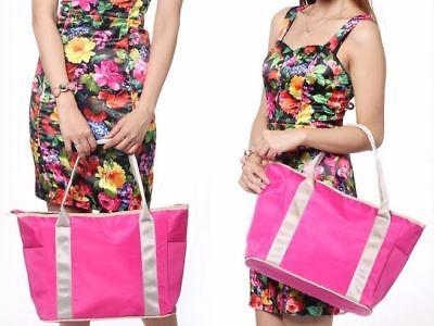 Nappy Diaper Baby Changing Bag Large Capacity Boy Girl Prince Mummy Bag Pink