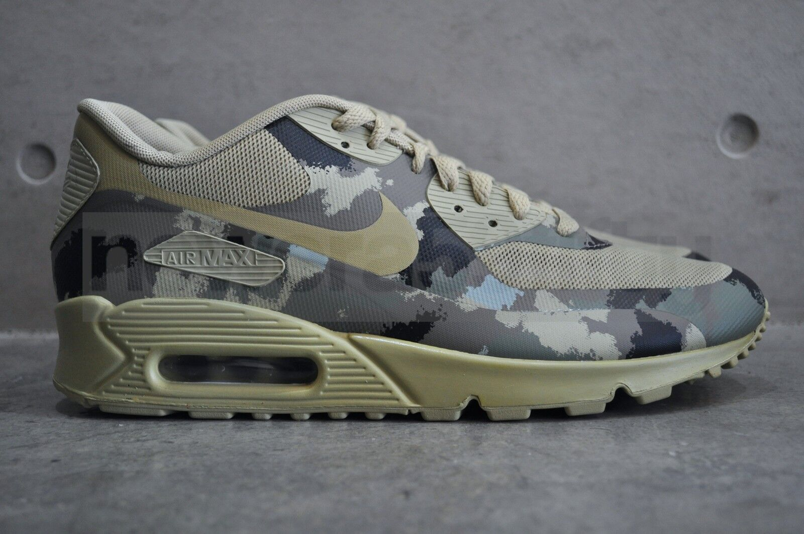 taille 40 c0878 65512 Details about Nike Air Max 90 HYP SP Italy - Safari/Dark Khaki Camo  Collection