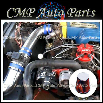 Filter BCP BLUE 1989-1993 Ford Mustang 5.0L V8 Cold Air Intake Kit