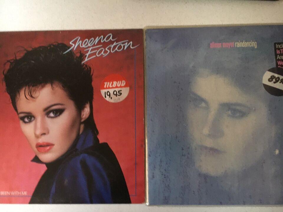 LP, Div., Div LP se billederne