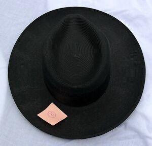 ACCLAIM-Kalgoorlie-Black-Marked-Mens-Umpire-Summer-Hat-Medium-Ex-Display-6