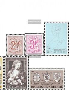Belgica-1603-1604-1605-1611-1612-1617-1620-edicion-completa-nuevo
