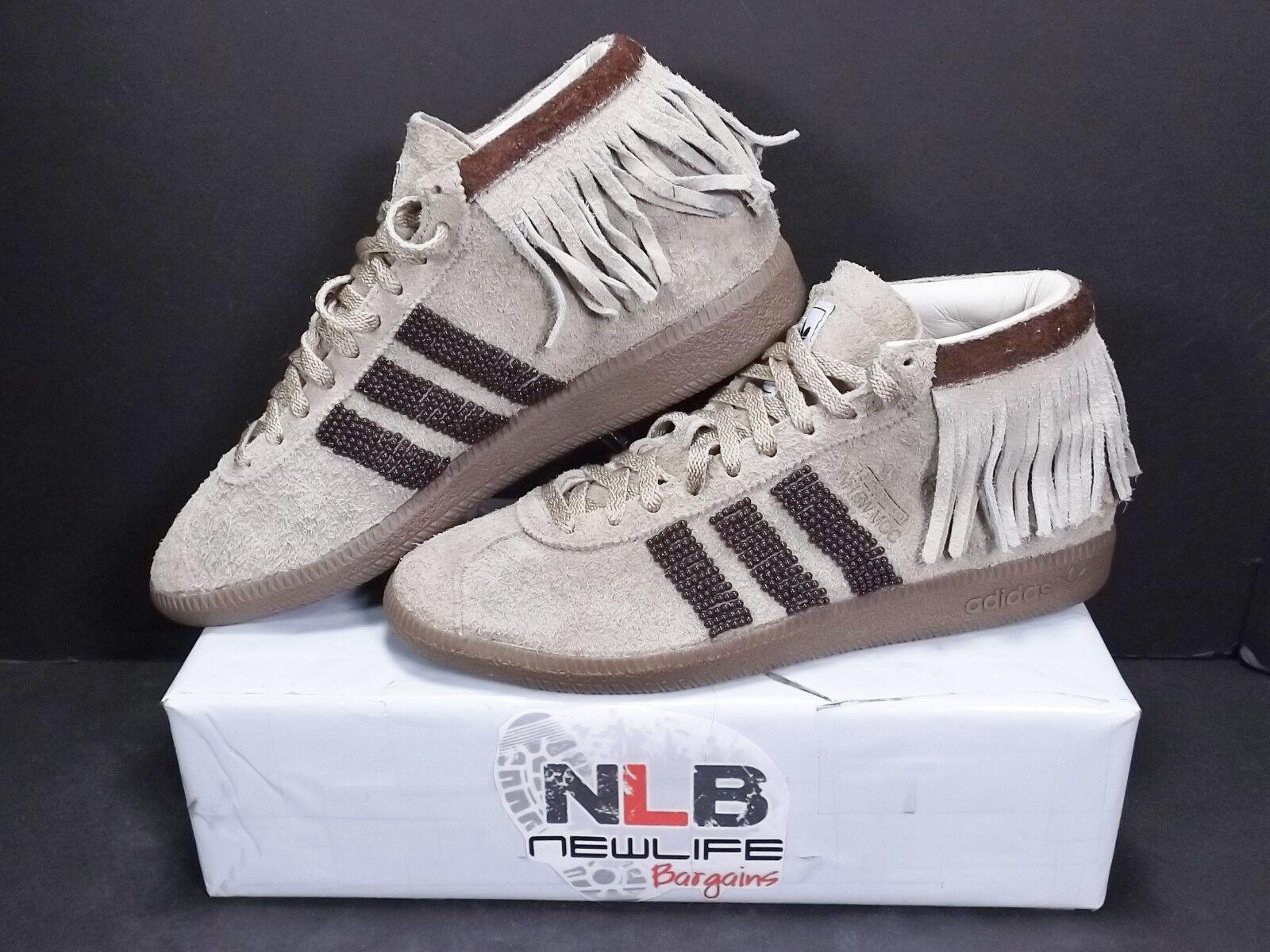adidas originals mocassins nachbarschaft kg moc brüssel mocassins originals schuhe m25766 männer sz 7.5 30c316