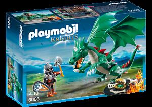 Playmobil Knights Knights Knights 6003 Großer Burgdrache neu und OVP 73a4ac