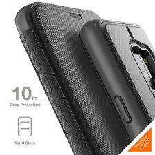 big sale 5b64f ad32f Gear4 Oxford Flip Case fro Galaxy S9 - Black (SGS9OXDBLK)