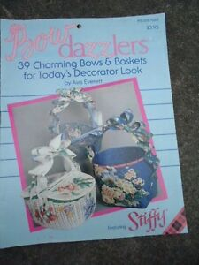 Bow-Dazzlers-39-Charming-Bows-amp-Baskets-for-Todays-Decorator-Look-Plaid-8388