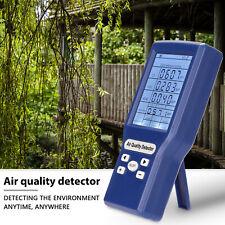 Co2 Ppm Meters Mini Carbon Dioxide Detector Gas Analyzer Air Quality Tester B4j5