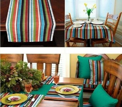 Sunbrella Outdoor Tablecloth Tablerunner Or Placemats Carousell