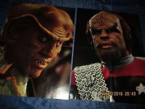 2  x  STAR  TREK  -  FILM   Poster , Science Fiction  KULT - TV - Serie  //  51