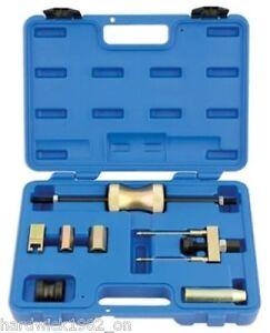 adatti di iniettori Vw utensili Nuovo per Vag per Audi Tdi Motors laser kit estrattori Pd 5Rx8q
