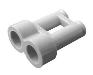 Lego-2-Stueck-hellgraues-light-bluish-gray-Fernglas-binoculars-Neu-30162