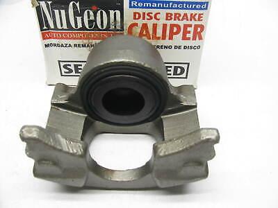Disc Brake Caliper-Caliper with Installation Hardware Front Left Nugeon Reman