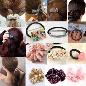 Women-Large-Hair-Scrunchies-Elastic-Scrunchy-Hair-Bobbles-Hair-Scrunchie-Bands
