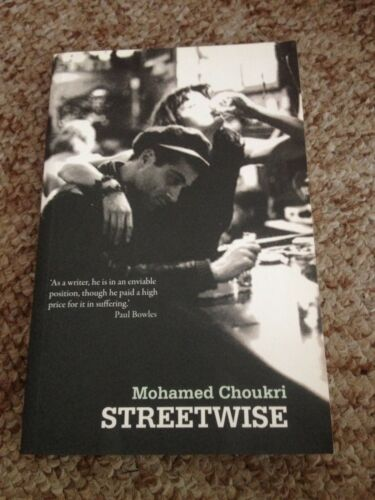 1 of 1 - MOHAMED CHOUKRI, STREETWISE