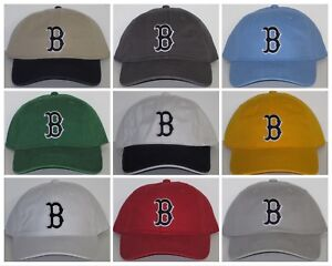 ba1198c210804 La foto se está cargando Boston-Red-Sox-Gorro-Gorra-Estilo-Polo-con-
