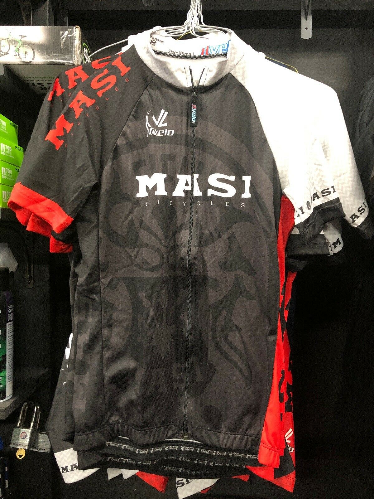 Masi Racing  Jersey For Cycling Road Bike Small  60% off