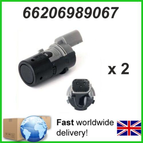 2 X Parking Sensor PDC  BMW 316 318 320 325 330 M3 also Diesel 66206989067