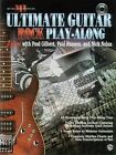 Ultimate Guitar Rock Play-along by Warner Bros. Publications Inc.,U.S. (Mixed media product, 1997)