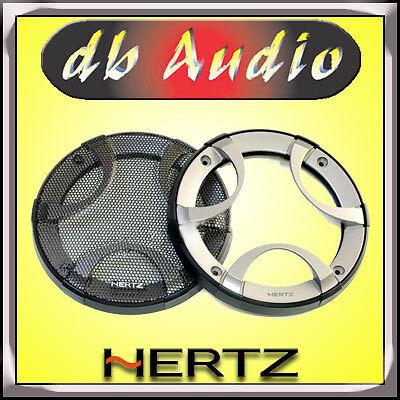 Hertz EG165.4 Coppia Griglie da 16,5cm 165mm per Medi MedioBassi MedioAlti Auto
