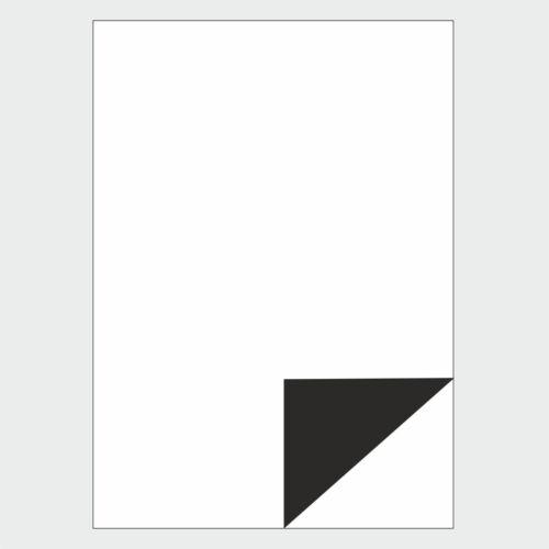 2-fach drucken DIN A4 500 Durchschreibesätze 1-farbig schwarz Gestaltung