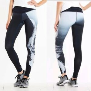 722a8b83667b0 NEW - LUCY POWERMAX Women's HATHA CAPRI Asphalt LEGGINGS - XS ...