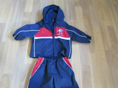 BARNSLEY Toby Tyke Infants Football JACKET Tracksuit Age 6 12 Months